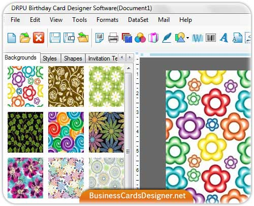 Birthday Cards Designer 8.2.0.1 full